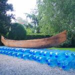 Canoa dal mondo delle macroplastiche un varco verso una doverosa idea di ecosostenibilta